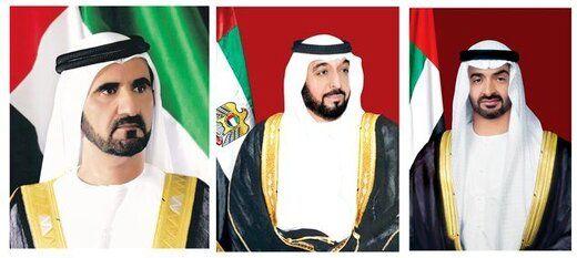 امارات سالگرد پیروزی انقلاب را تبریک گفت