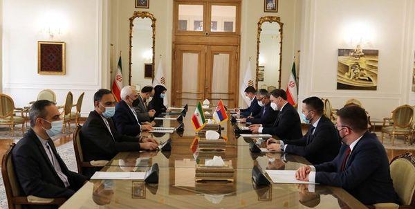 جزئیات دیدار وزرای خارجه ایران و صربستان