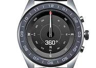ساعت هوشمند جدید الجی  با عقربههای فیزیکی