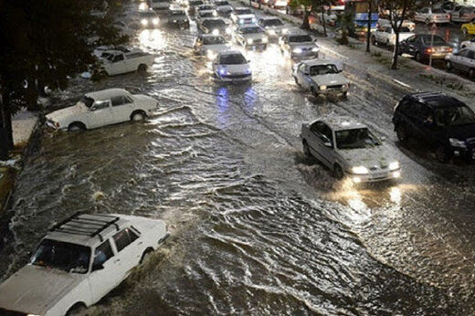 هشدار درباره سیلاب ناگهانی و رعد و برق در ۱۵ استان