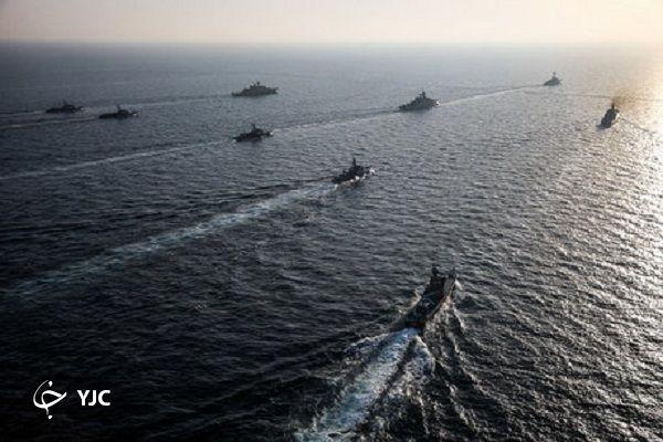 مردان سفیدپوش ارتش چگونه دریاها را ایمن کرده اند؟ + تصاویر