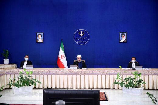 روحانی: امسال با خشکسالی مواجه هستیم/ مردم در مصرف آب و برق صرفهجویی کنند
