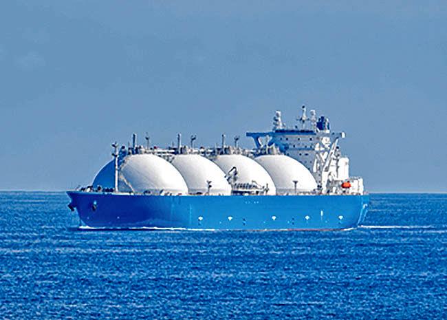 مورد عجیب واردات LNG آمریکا