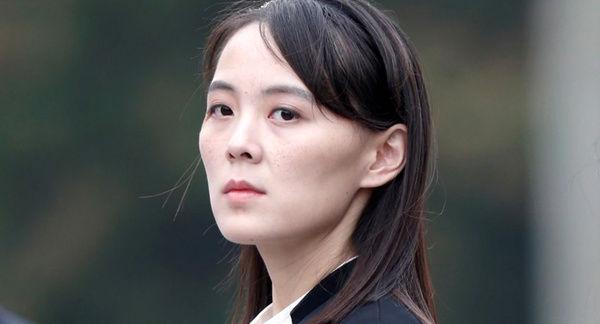 خط و نشان خواهر رهبر کرهشمالی برای دولت بایدن