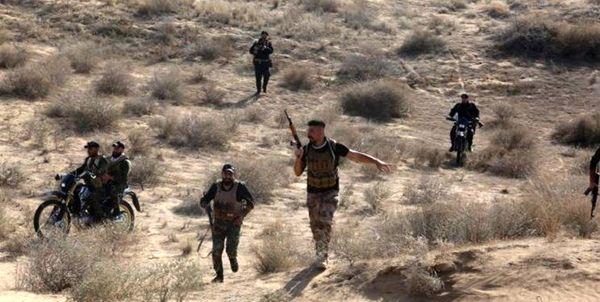 الحشد الشعبی ۵ مخفیگاه داعش را منهدم کرد