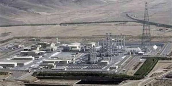 وقوع حادثه در بخشی از شبکه توزیع برق تاسیسات نطنز