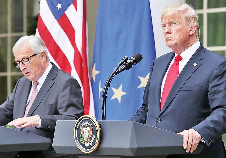 عقبنشینی مصلحتی ترامپ