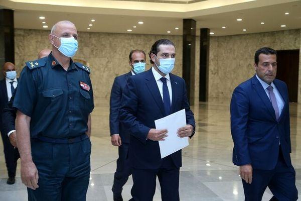 انصراف سعد حریری از تشکیل کابینه لبنان