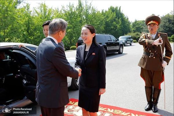 خواهر مرموز رهبر کره شمالی قدرتمندتر شد