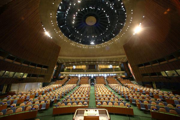 درخواست آمریکا برای برگزاری ویدیویی مجمع عمومی سازمان ملل