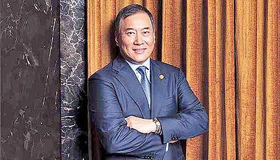 جفریکو، بانکدار میلیاردر تایوانی