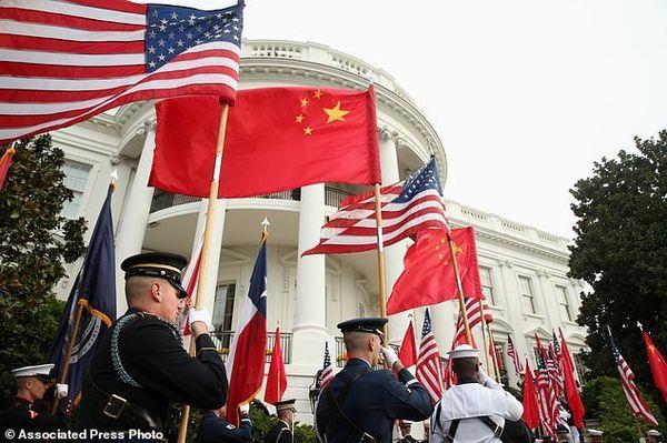 محکومیت تحریمهای آمریکا و فروش سلاح به تایوان از سوی چین
