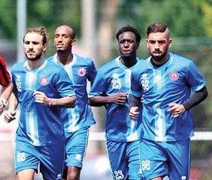 دژاگه: فوتبالم در العربی تمام نمیشود