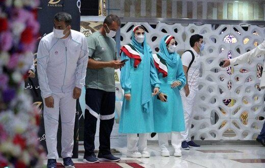 حذف لباس رسمی کاروان ایران از مراسم افتتاحیه المپیک