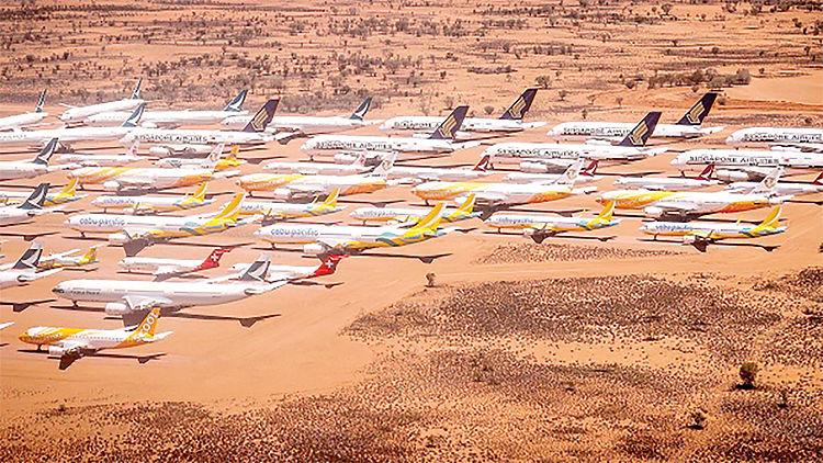وداع هواپیماها با مسافران تجاری؟
