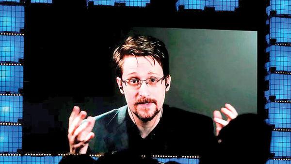 ادوارد اسنودن: مشکل بیتکوین  حفظ حریم خصوصی است