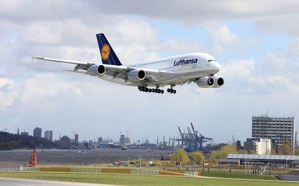 خبر رئیس سازمان هواپیمایی از بازگشت لوفتهانزا به آسمان ایران