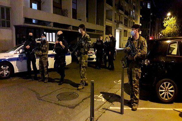 پلیس فرانسه عامل تیراندازی «لیون» را آزاد کرد