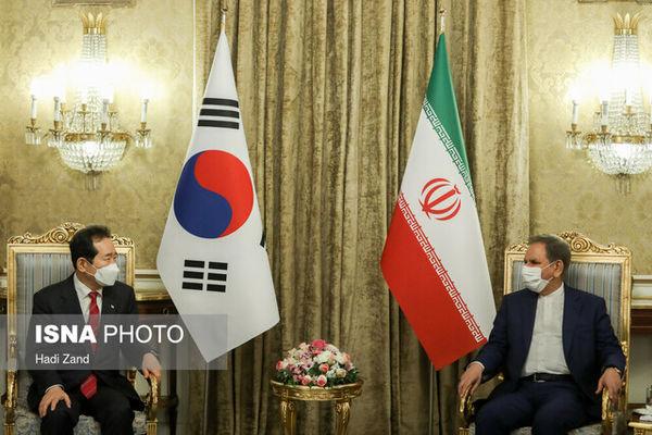 نخست وزیر کره جنوبی: تجارت دارو و تجهیزات پزشکی با ایران افزایش پیدا خواهد کرد