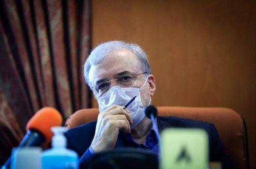وزیر بهداشت: ممکن است در درون کشور شاهد جهش در ویروس کرونا باشیم