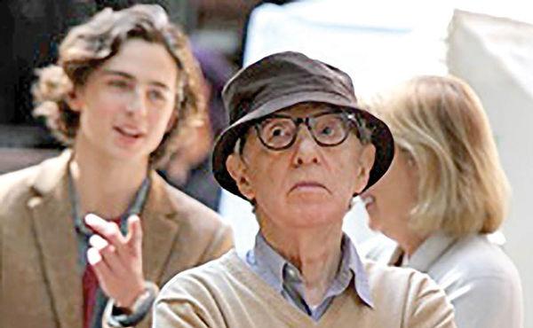 واکنش بازیگران فیلم وودی آلن به اتهام آزار جنسیاش