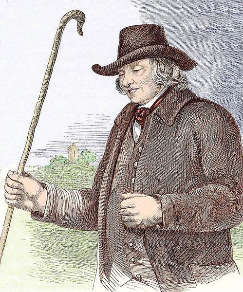 جان متکالف، از پدران راهسازی مدرن