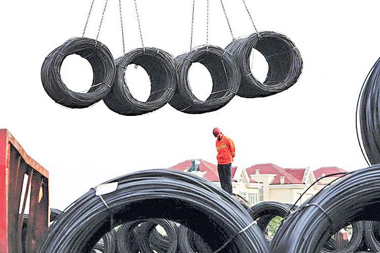 دو سرعتگیر برای بازار فولاد