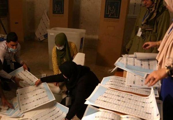 نتایج اولیه انتخابات عراق تغییر کرد