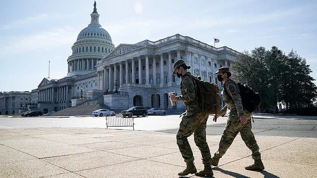 تخلیه کنگره آمریکا به دلیل تهدید بمب گذاری