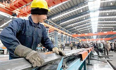 عوامل نوسان تولید صنعتی