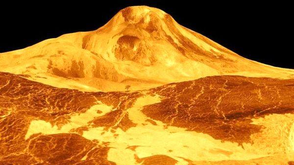شواهدی تازه از فعالیت آتشفشانی انفجاری در سیاره زهره