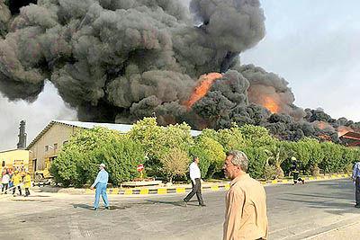 حوادث پتروشیمی؛ چالش جدید وزیر
