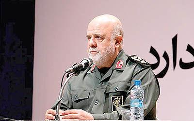 سفیر جدید ایران در عراق وارد بغداد شد