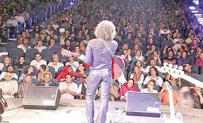 پایان لغو کنسرتها ازسوی «اماکن»