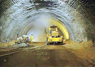حفر تونل در منطقه شمشک تهران