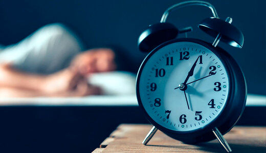 6 عامل تاثیرگذار بر خواب بد