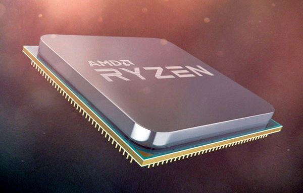 نسل دوم پردازندههای دسکتاپ رایزن AMD رونمایی شد