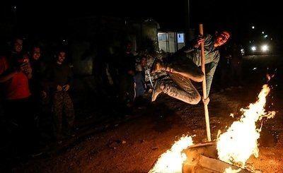 چهار شنبه سوری