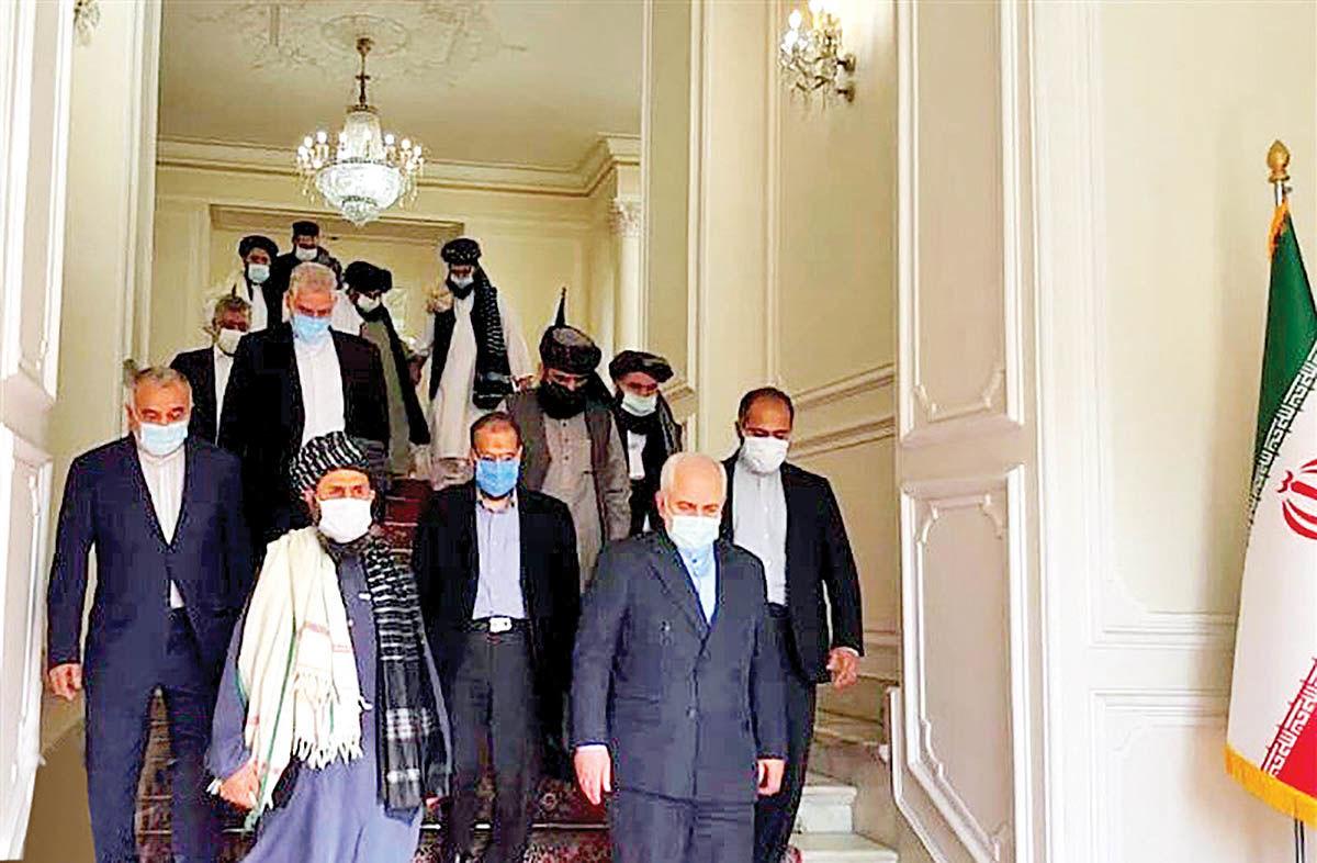 راهبرد ایران درافغانستان