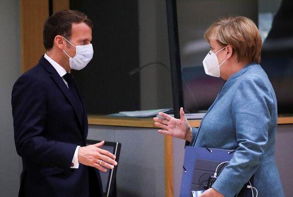 برملا شدن اختلافات قدیمی فرانسه و آلمان با آمدن بایدن