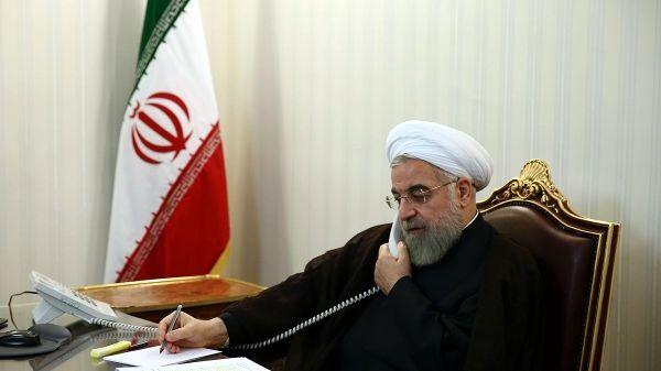 گفتوگوی روحانی با نخست وزیر عراق/تاکید بر ضرورت آزادسازی منابع ارزی در عراق