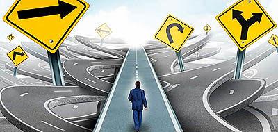 رمزگشایی از 8 تصمیم سخت