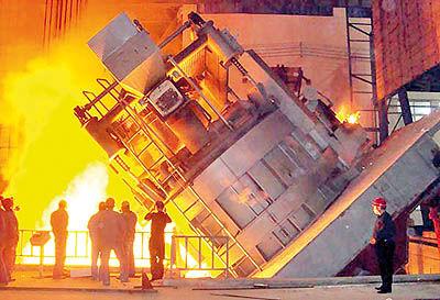 مدیرعامل فولاد مبارکه ادعای ارزانفروشی فولاد را رد کرد