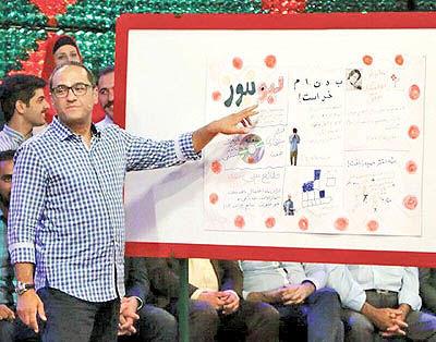 حذف بخشهایی از خندوانه به مناسبت روز خبرنگار