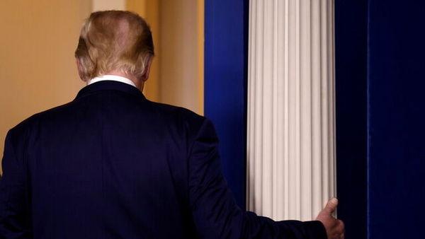 سیانان: ترامپ در روز تحلیف بایدن کاخ سفید را ترک نمیکند