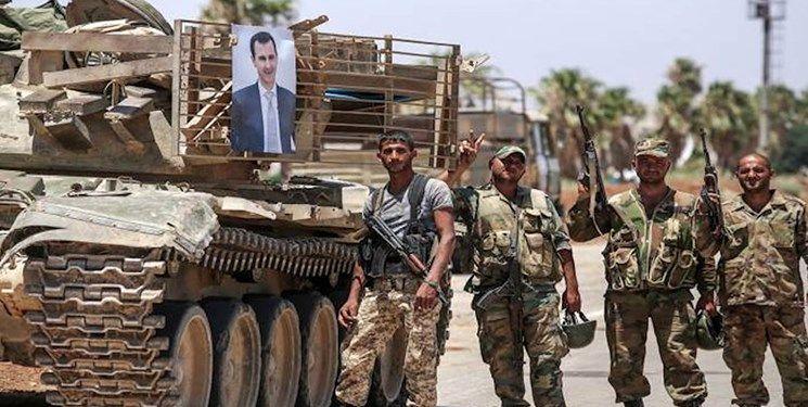 تنش دوباره در «درعا»؛ حمله تروریستها به خودروی ارتش سوریه