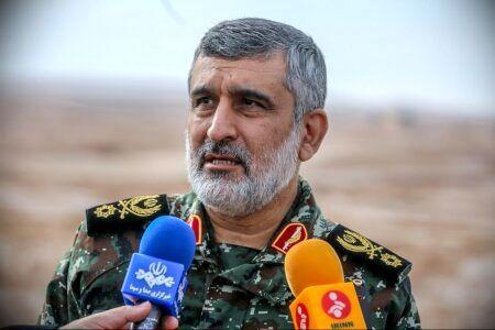 هشدار فرمانده هوافضای سپاه به تهدیدهای اخیر رژیم صهیونیستی