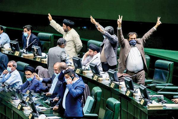 نارضایتی 60 درصد مردم از نمایندگان مجلس