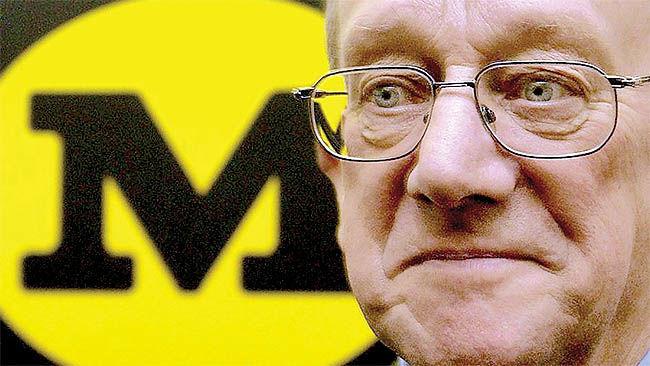 کین موریسون، رئیس خردهفروشی موریسونس