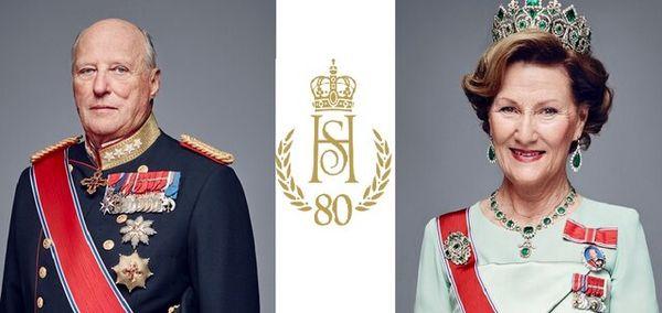 پادشاه و ملکه نروژ به قرنطینه رفتند